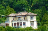 PR_V15, Lago Maggiore. Laveno. Villa con vista lago