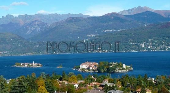 Lago Maggiore. Stresa. Appartamento panoramico