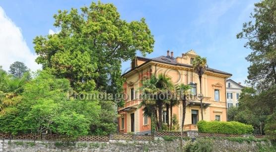 Lago Maggiore-Verbania. Villa d'epoca