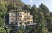 PR_P05, Lussuosa Villa liberty in vendita a Laveno