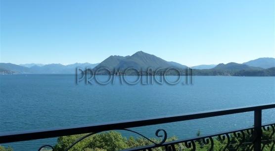 Lago Maggiore - Stresa.  Appartamento con vista lago